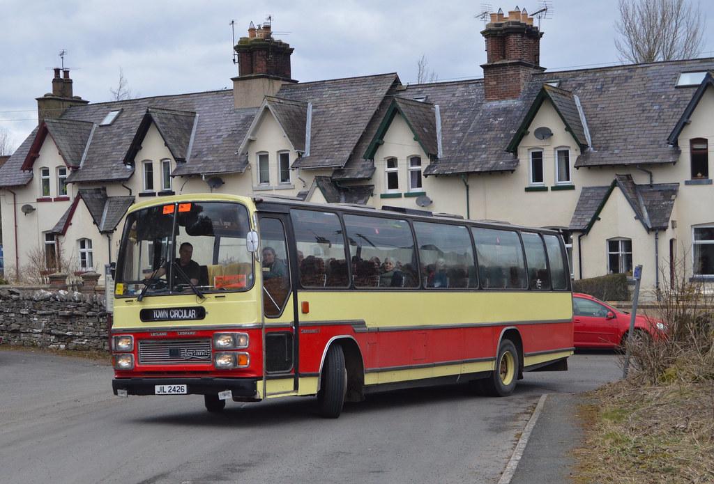 JIL 2426: Pennine Motor Services, Gargrave (originally BTL ...