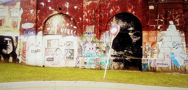 Graffiti Street Art...