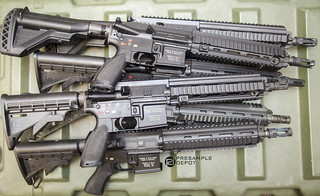 HK416s | by Black_Rifle