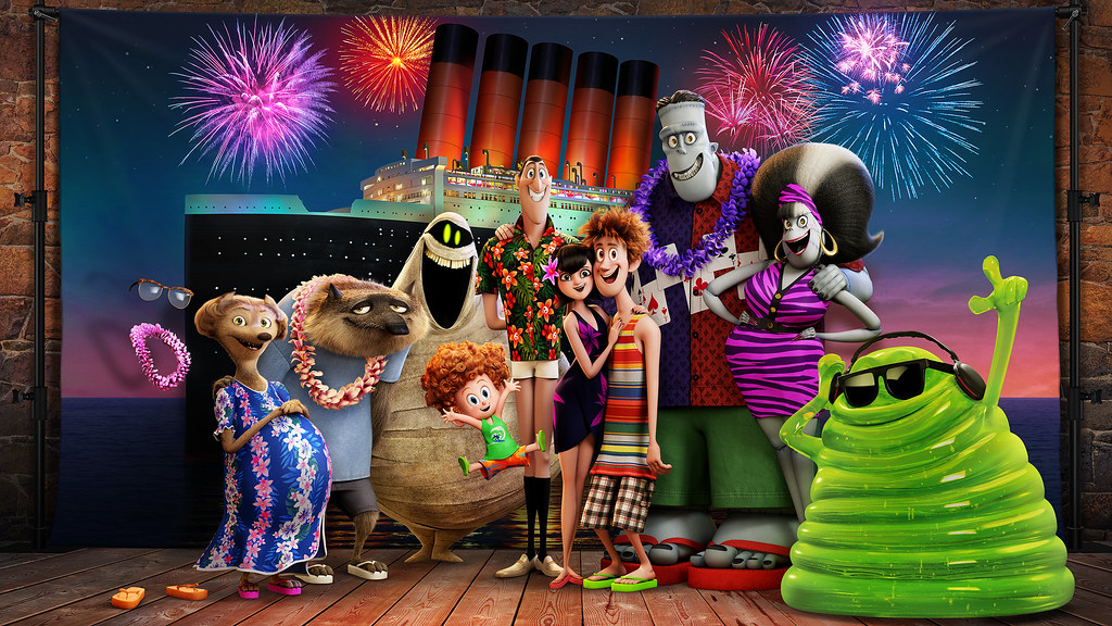Hotel Transylvania 3: Des vacances monstrueuses | Photo : © … | Flickr