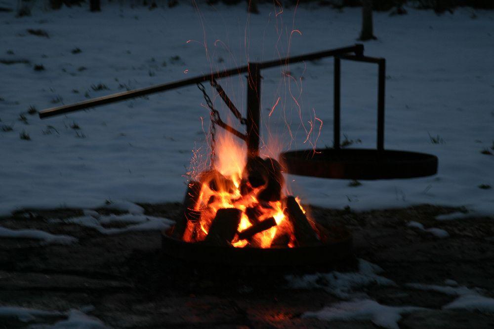 2010-12-11 Waldweihnachten