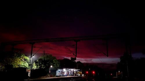 mobilephotography goodmorning colours galaxys7edge earlymorning naturallightphotography railwaystation sasthamkotta