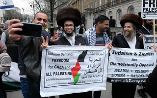 JEWS AND PALESTINIANS UNITED | by alisdare1