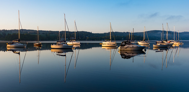 Windermere sunrise