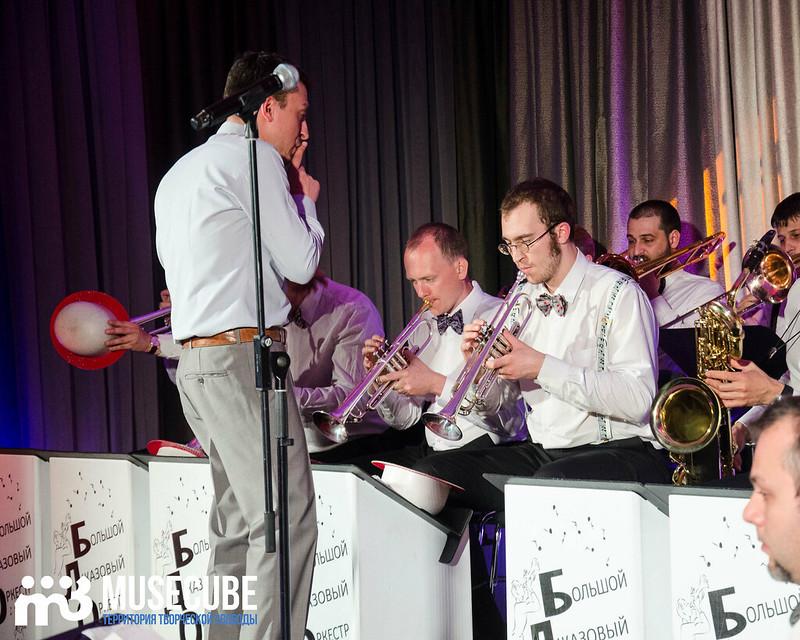Большой джазовый оркестр-035