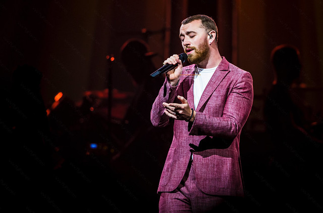 Sam Smith - The Thrill Of It All Tour
