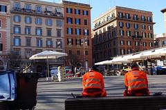 piazza S. Cosimato