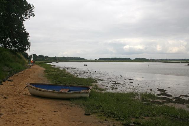 The River Alde near Snape