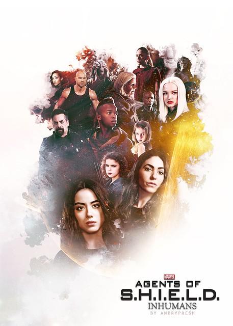 Inhumans of Season 5