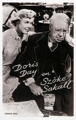 Szöke Szakall and Doris Day in Tea for Two (1950)