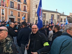 Concentración Madrid (17/4/2018)