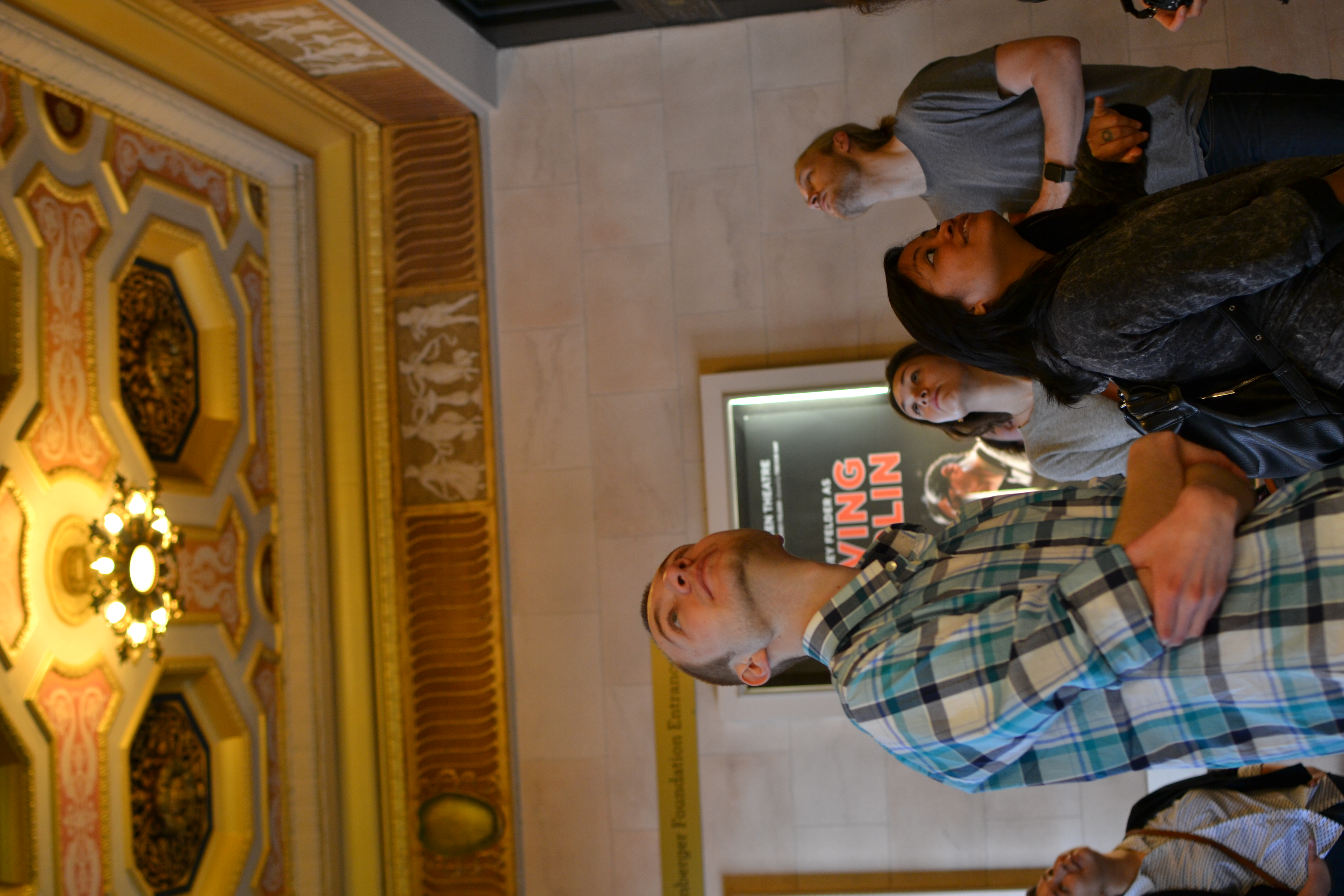 Historic Preservation Tour in Playhouse Square