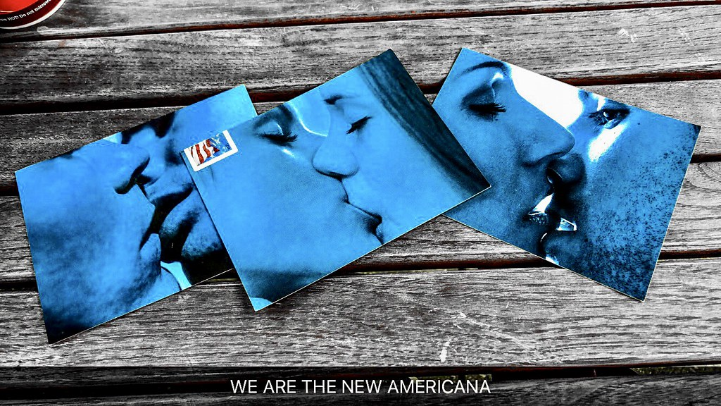 "We are the new Americana"" ―Halsey 🇺🇸 