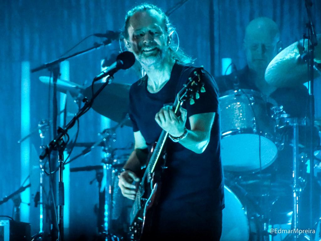 Radiohead em Jacarepaguá