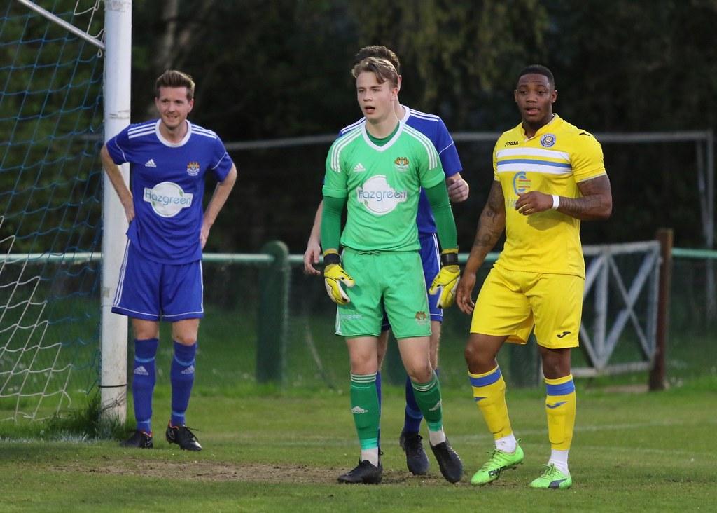 Epsom & Ewell FC v North Greenford United 2017/18 (Away)