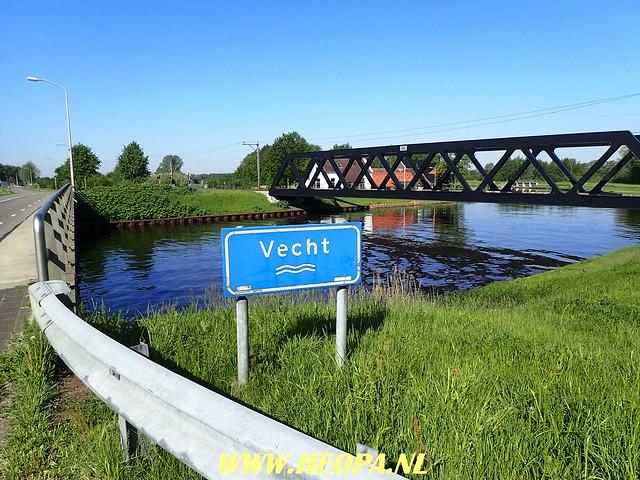 2018-05-09 Coevorden -     Hardenberg      22 Km  (27)