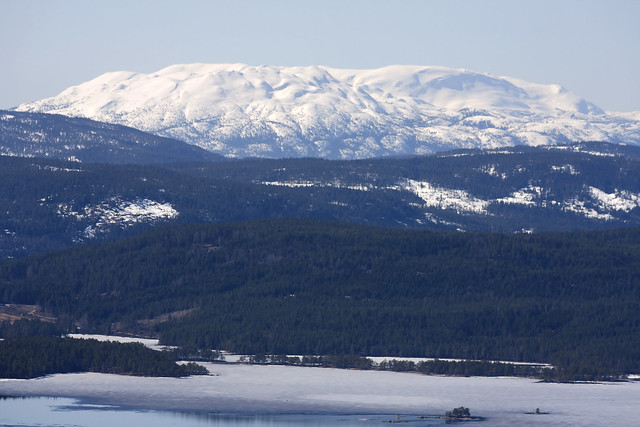 Mountain 1.3, Telemark, Norway