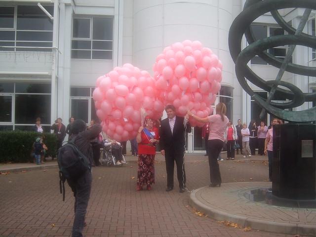 Unipath Balloon Launch