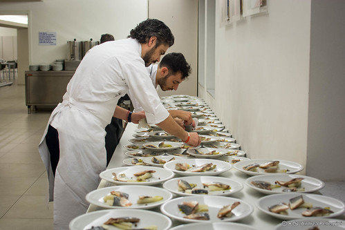 A cena con Matteo Baronetto