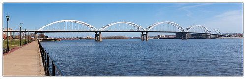 davenport rockisland iowa illinois bridge steel mississippi river hcs