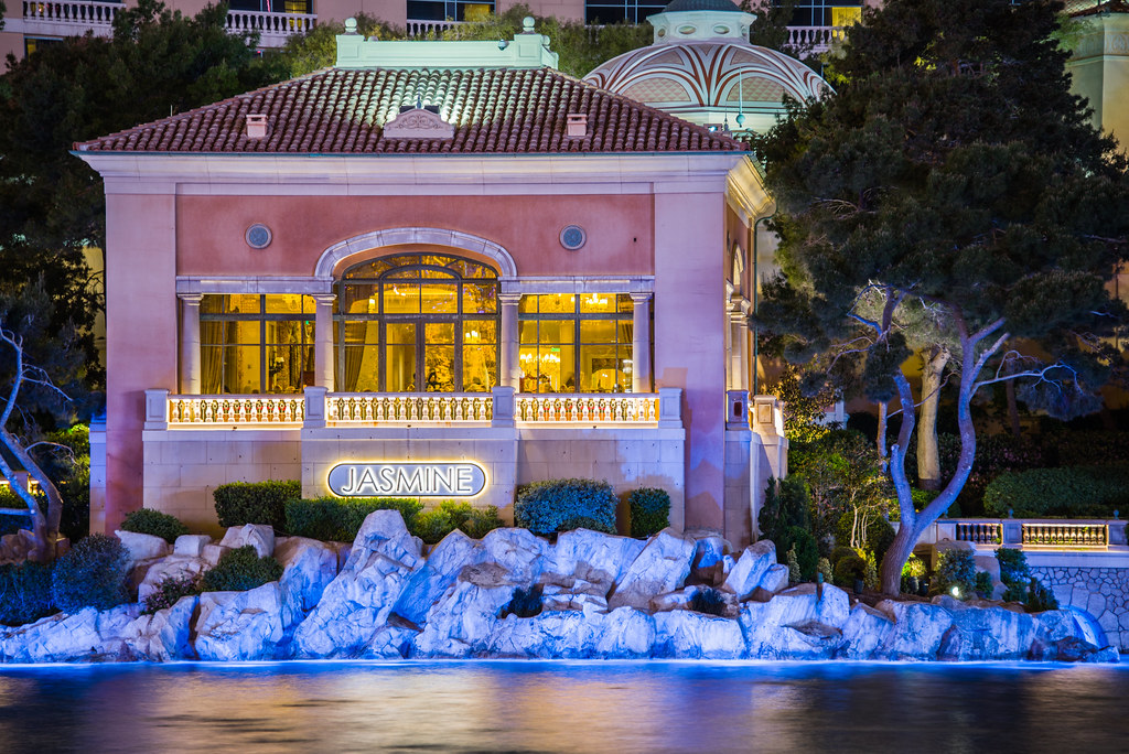Jasmine Chinese Restaurant Bellagio Hotel Casino Las Flickr