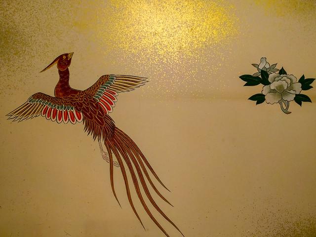 #129 Meiji Kinenkan detail