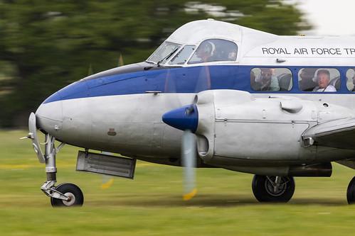 G-DHDV/VP981 De Havilland DH-104 Dove 8 | by amisbk196