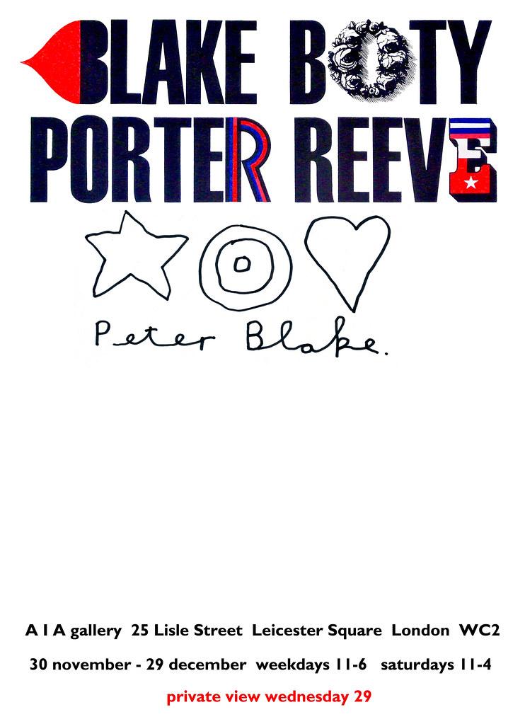 Blake   Boty   Porter   Reeve