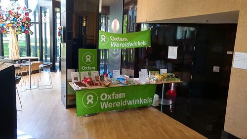 Oxfam-stand Septestraat