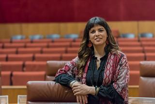 Teresa Rodríguez   by Podemos Andalucía