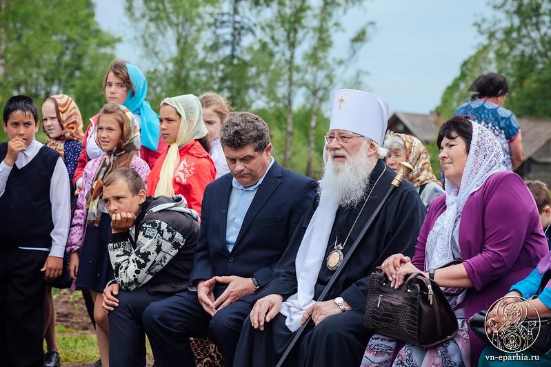 залучье новгородская область фото самое красивое здание