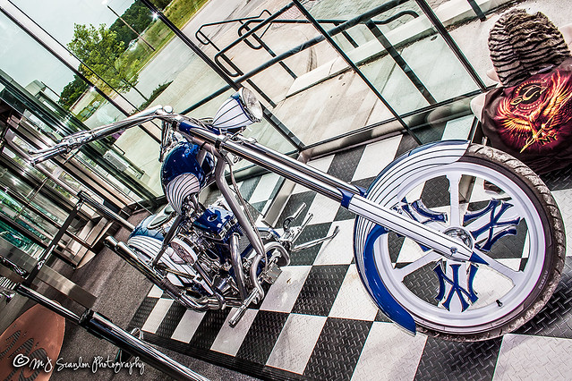 New York Yankees Bike | OCC | Newburgh, New York
