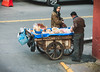 Street vendor, Istanbul by sdhaddow