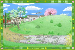 olde_cherry_hill_ms_paint_by_patrickhines | by illustcourse