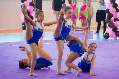 I Torneo Ximnasia Coruña 2018
