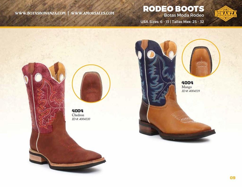 064d515a3a ... Catalogo Amor Sales Bonanza Western Boots Vol 4 Botas Vaqueras Page 09