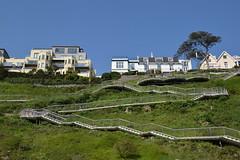 Cliff walkway