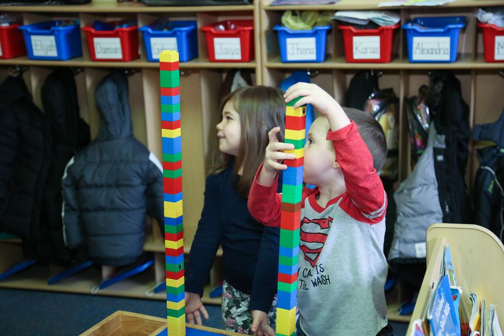 Christmas City Studios.Pre K Building With Lego Bricks Christmas City Studios Gen