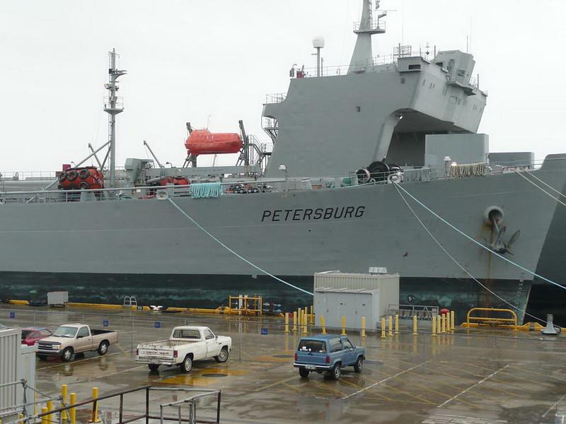 USNS Petersburg 2
