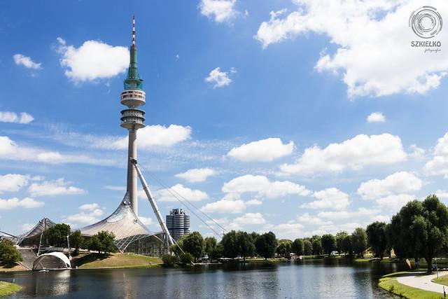 Typically MUNICH: Olympiapark