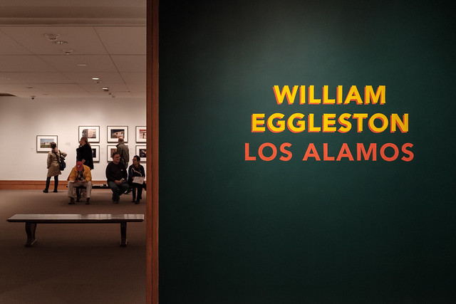 William Eggleston - Los Alamos