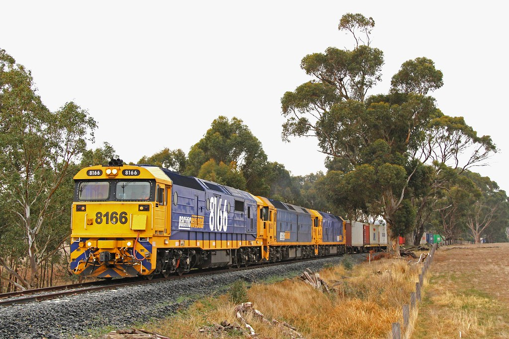SG on the Avoca line by David Arnold