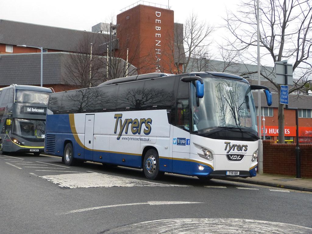 Tyrers TYR16R 180117 Preston
