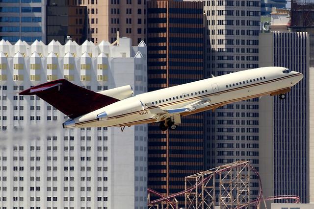 Private | Boeing 727-100 | N311AG | Las Vegas McCarran