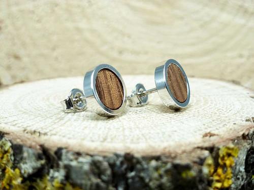 Etsy small stud earrings for men.