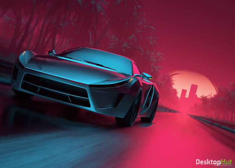 Hd Animated Car Live Wallpaper A Car Is A Wheeled Motor Ve Flickr