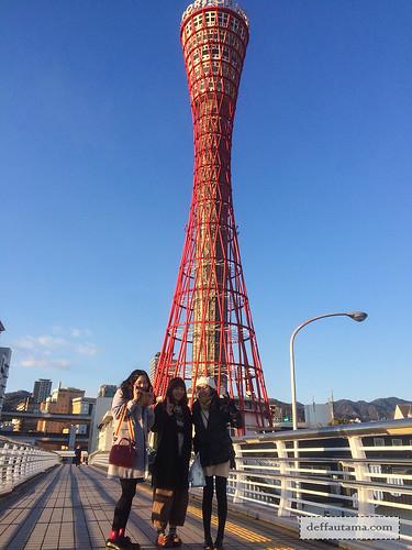9 Hari Babymoon ke Jepang - Kobe Port Tower | by deffa_utama