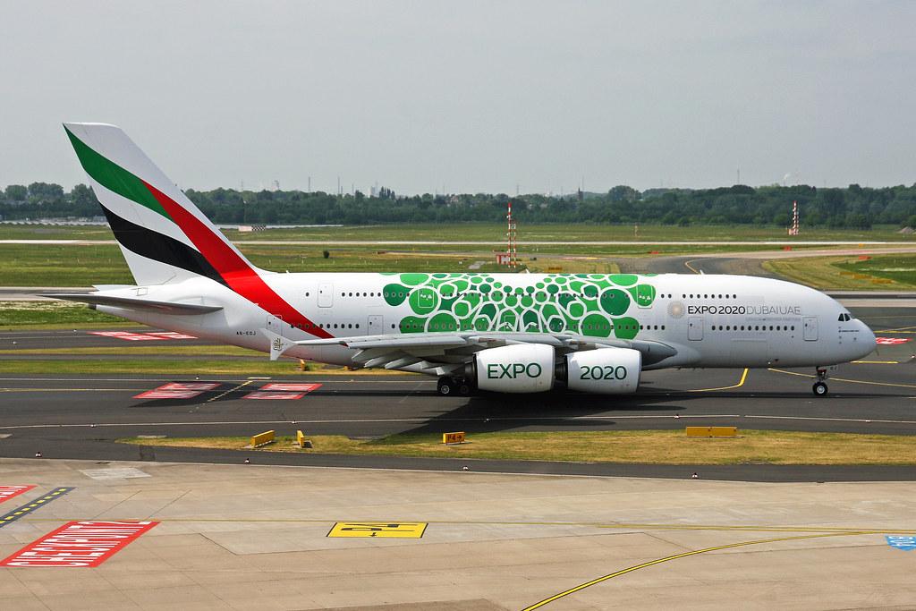 Resultado de imagen para expo 2020 A380