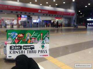 9 Hari Babymoon ke Jepang - Kansai Thru Pass | by deffa_utama