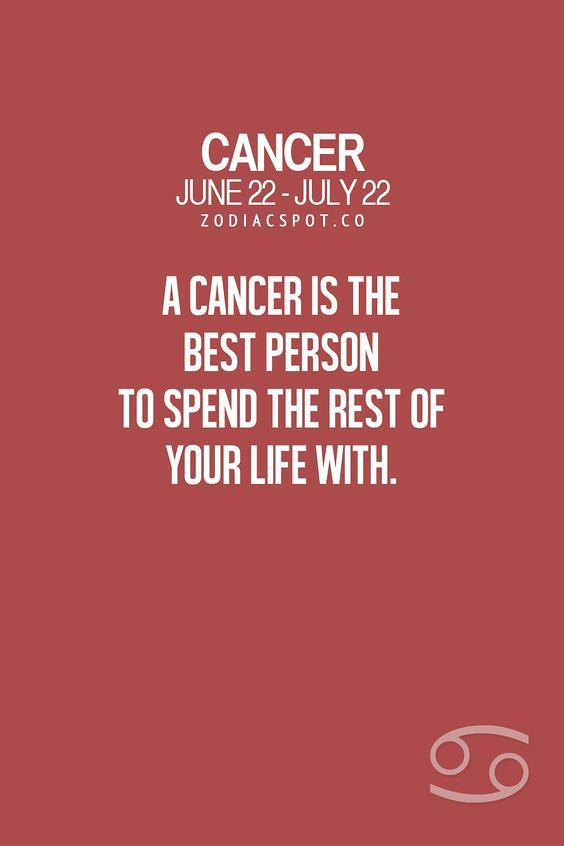 Daily Horoscope Cancer – I will care for you, take care of